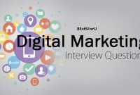 Top Digital Marketing Interview Questions & Answers in 2020