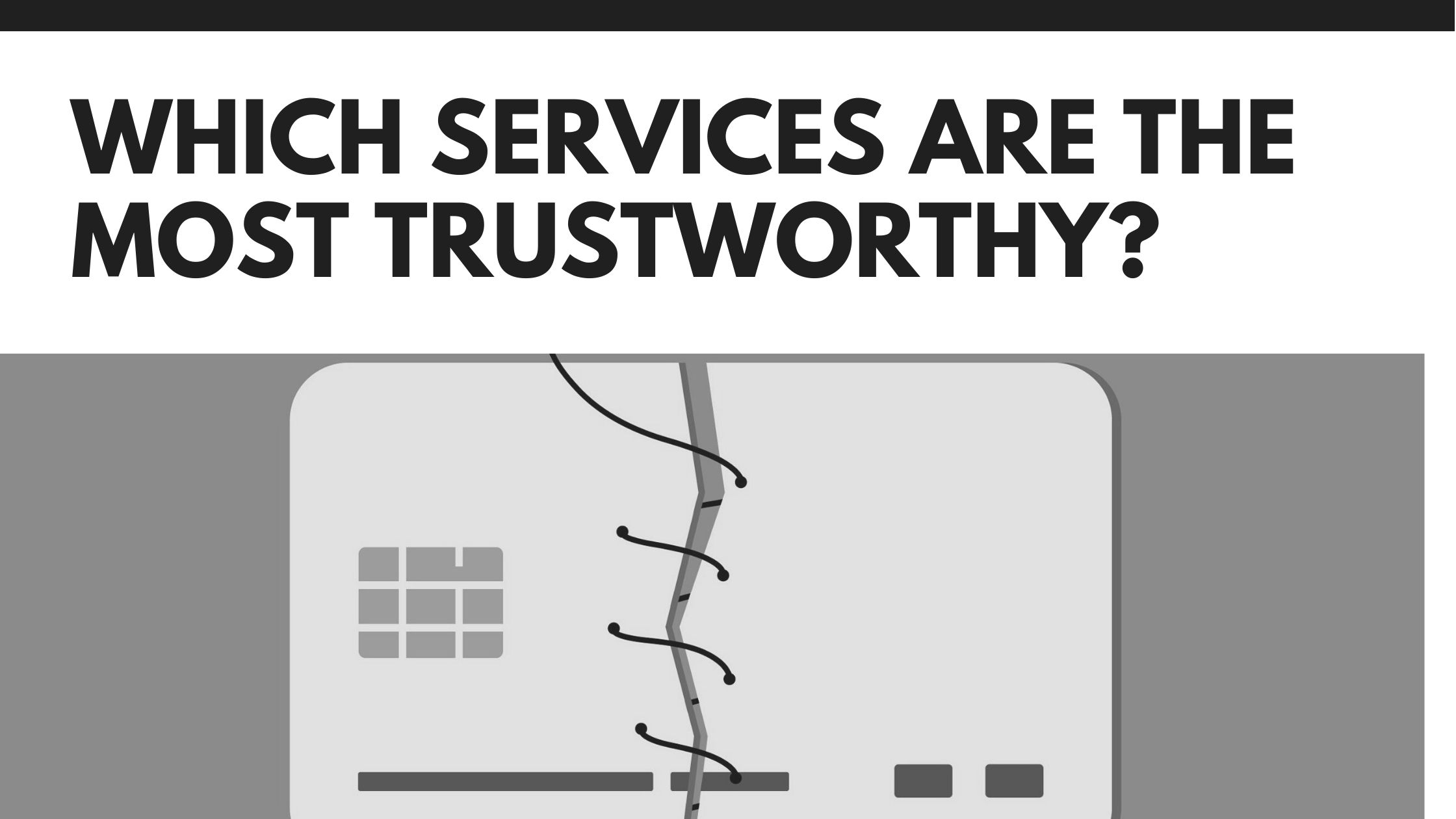 Best Credit Clean Up Companies Overview: Which Services Are the Most Trustworthy?